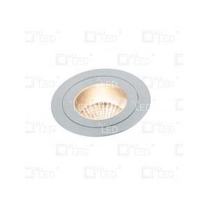 7W ALU LED 350mA GLD, 3000K,IP65 - AGL060AL/40 -  AllLEDGROUP