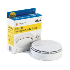 AICO Ei141RC  Smoke Alarm Mains Battery Back up lonisation Fire