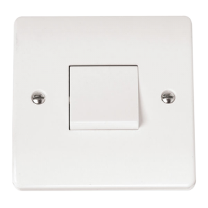 1-GANG 3-POLE 10A SWITCH-CMA021-Scolmore