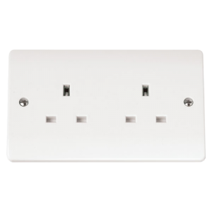 2-GANG 13A SOCKET OUTLET-CMA032-Scolmore