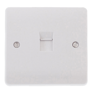 1 GANG SINGLE CAT-5E OUTLET-CMA131-Scolmore