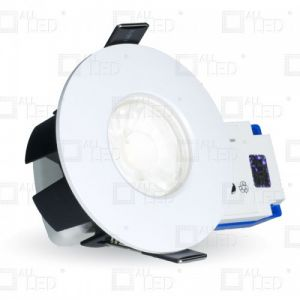 8W LED FIRERATED DOWNLIGHT, 3000K - ACFD8/30 -  AllLEDGROUP