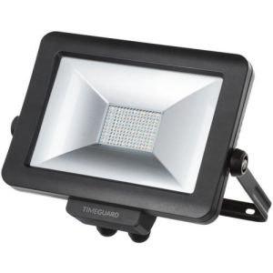 Timeguard 30W LED Professional Rewireable Floodlight - Black