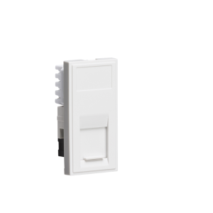 UTP CAT6 RJ45 Outlet Module 24 x 50mm-NETCAT6-Knightsbridge