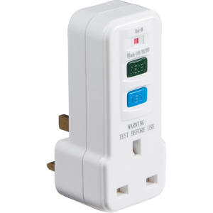 RCD Safety Adaptor-RCD001-Knightsbridge