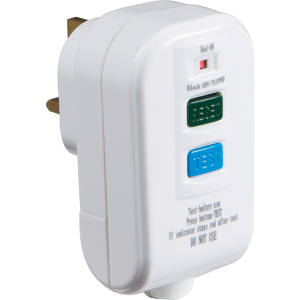 RCD Safety Plug-RCD002-Knightsbridge