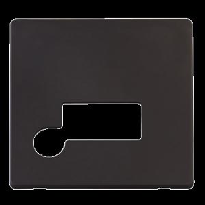 13A FCU + F/O PLATE - SCP150 - Scolmore