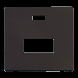 13A FCU + NEON PLATE - SCP253 - Scolmore
