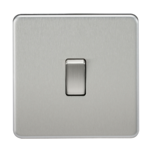 Screwless 10A 1G 2-Way Switch-SF2000-Knightsbridge