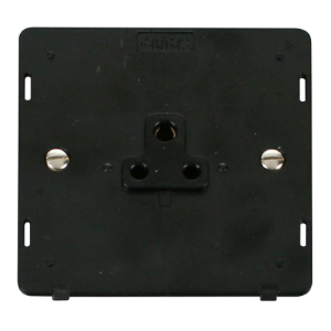 1G 2A ROUND PIN SOCKET INSERT - SIN039 - Scolmore
