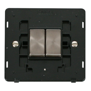 BS ING 10AX 2G 2 WAY SW INSERT-SIN412-Scolmore