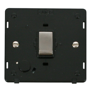 ING 20A DP SWITCH+F/O INSERT - SIN522 - Scolmore