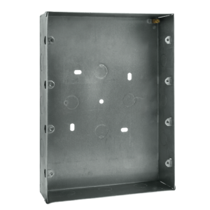 GRIDPRO 24 GANG FLUSH MOUNTED BACKBOX-WA20524-Scolmore