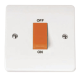 1-GANG45A D/P SWITCH-CMA200-Scolmore