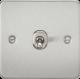 Flat Plate 10A 1G Intermediate Toggle Switch-FP12TOG-Knightsbridge