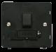 13A FCU SW + F/O (LOCK) INSERT - SIN251 - Scolmore