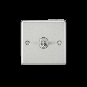 10A 1G Intermediate Toggle Switch-Rounded Edge-CLTOG12BC-Knightsbridge