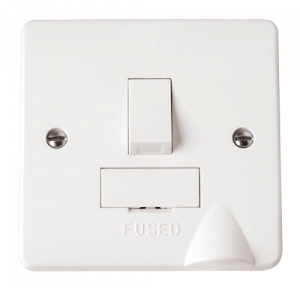 13A FUSED CONNECTION UNIT SWITCHED-CMA051-Scolmore