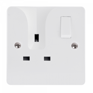 13A 1G DP SW SOCKET LOCATING PLUG-CMA735-Scolmore