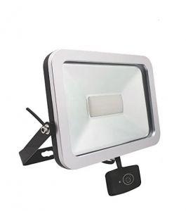 ispot 30W LED MW Floodlight - Black, 1