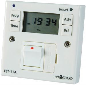 Fused Spur Timeswitch 24HR-FST11A-TIMEGUARD
