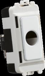 Flex outlet module (up to 10mm)-GDM012-Knightsbridge