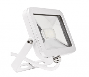 ispot 10W LED Floodlight - White