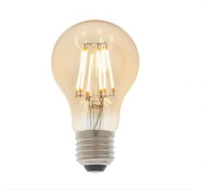 E27 LED filament GLS Dimmable