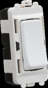 20AX DP grid module - matt white