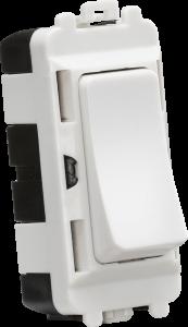 20AX 2 way SP grid module - white