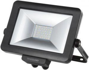 Timeguard 30W LED Professional Rewireable Floodlight - Black