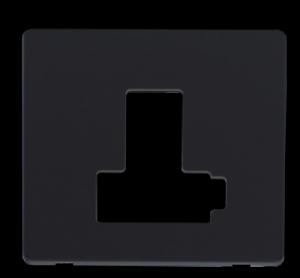 13A FCU SW (LOCK) PLATE - SCP451 - Scolmore