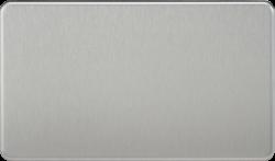 Screwless 2G Blanking Plate-SF8360-Knightsbridge
