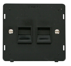 TWIN T/PHONE SKT - MAST INSERT - SIN121 - Scolmore