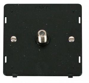 SINGLE SATELLITE SOCKET INSERT - SIN156 - Scolmore