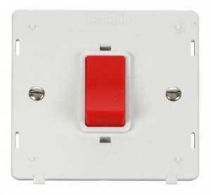 45A 1G PLATE DP SW INSERT - SIN200 - Scolmore