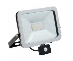 Brackenheath PIR LED Floodlight 20w Daylight iSpot Black