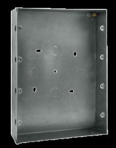 GRIDPRO 24 GANG FLUSH MOUNTED BACKBOX-WA20524-Scolmore