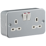 Metal Clad Switches & Sockets